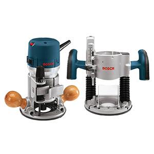 Best Wood Router Bosch 1617EVSPK Fixed & Plunge