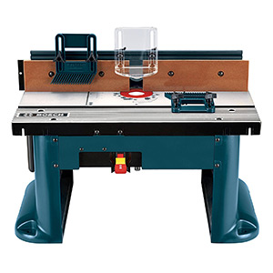 Bosch RA1181 best benchtop router table