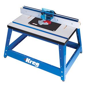 Kreg PRS2100 best router table kit