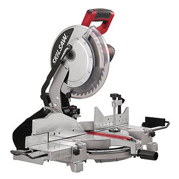 "SKIL 3821-01 12"" Best Miter Saw for homeowner"
