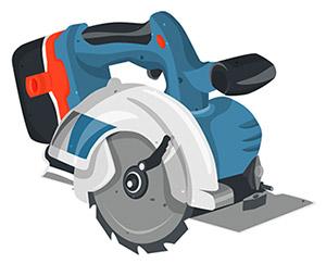 cordless circular saw features