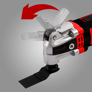 power multi-tool changing system