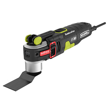 Rockwell RK5151K Sonicrafter F80 Best Corded Oscillating Tool